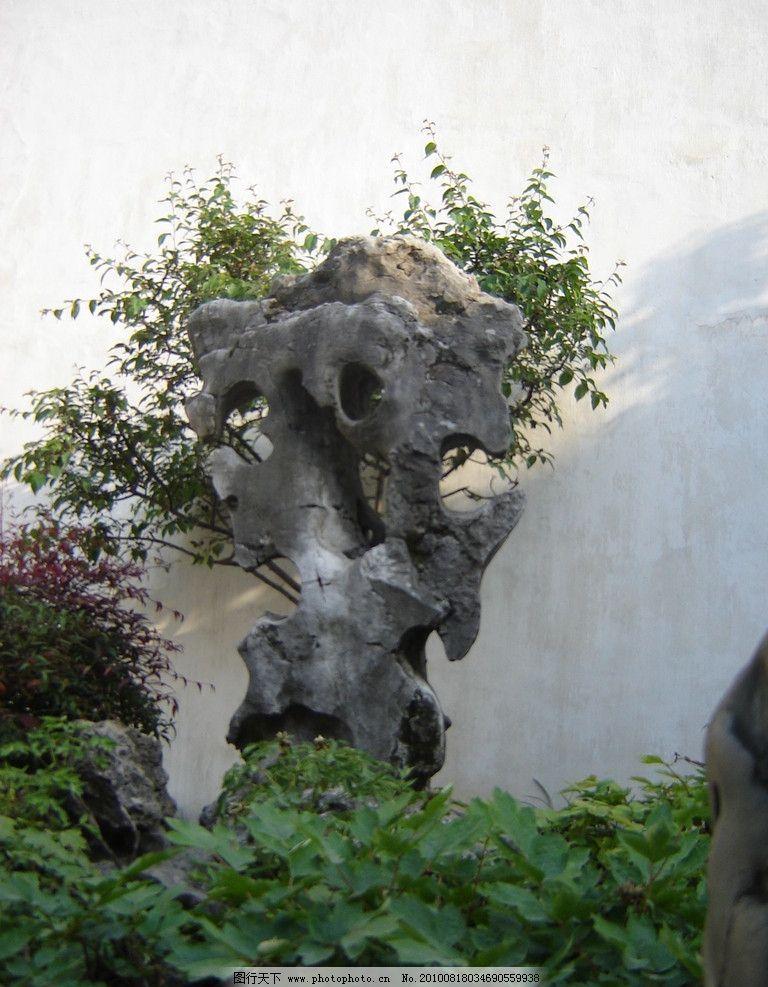 苏州园林 狮子林 石头 景观石 摄影 园林 苏州 风景名胜 自然景观 72d