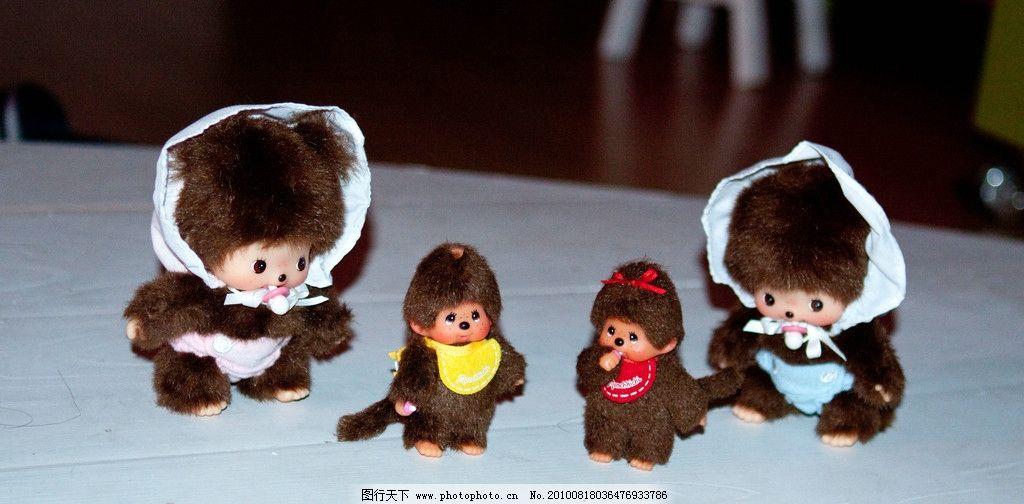 蒙奇奇 卡通人物 高清晰可爱玩具 超可爱蒙奇奇 对对蒙奇奇 儿童幼儿