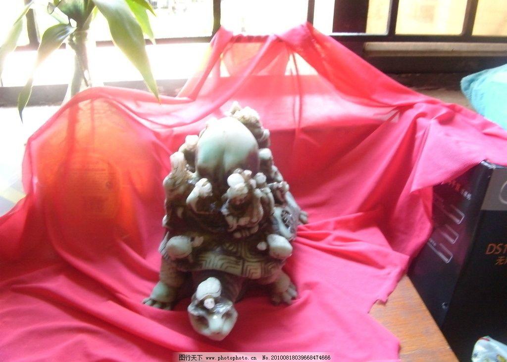 神龟 八仙过海 龟 玉器 古董 工艺 雕象 雕塑 建筑园林 摄影 1dpi jpg