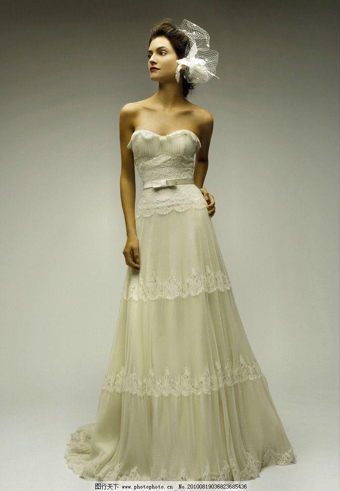 礼服美女 礼服 晚礼服 高贵 连衣裙 典雅 设计 服装设计 女性女人