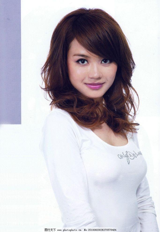 时尚发型 流行发型 新潮发型 美女 发型 2010时尚发型 人物摄影 人物图片