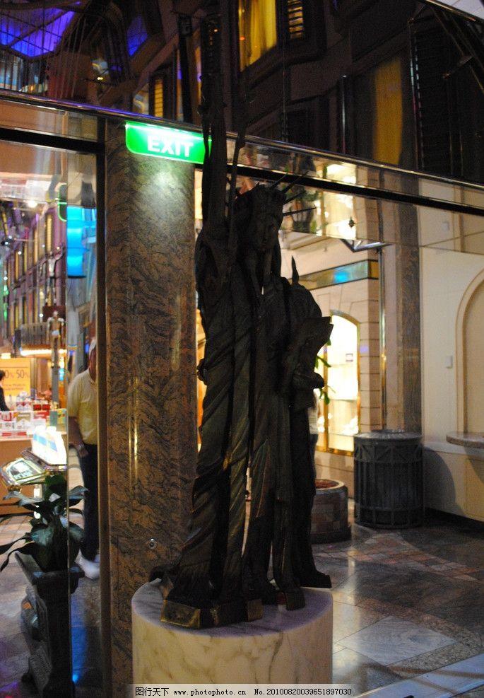 自由女神像 小型/小型的自由女神像图片