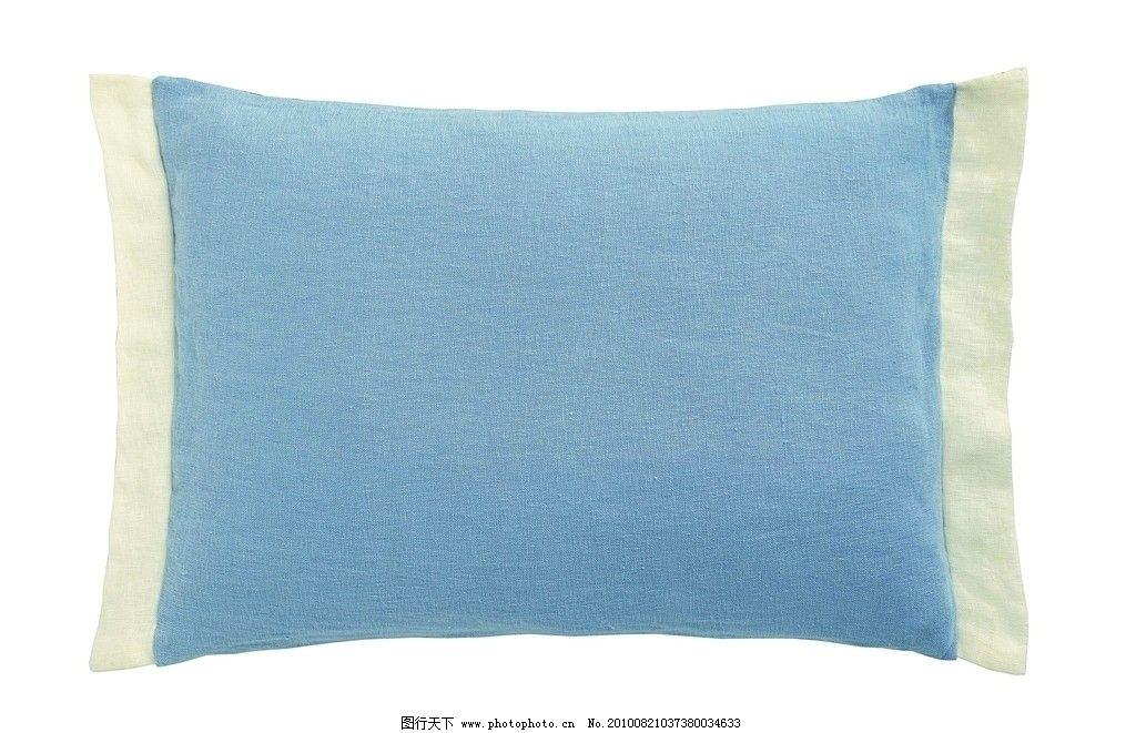 简约抱枕 精美抱枕 质感底纹 高清摄影 蓝白条纹 简约时尚 300dpi