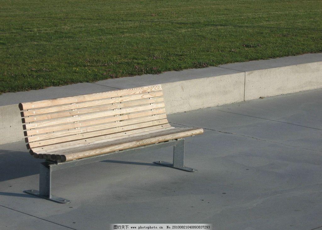 公园长椅 摄影图片 摄影素材 椅子图片 木制长椅 长椅图片 图片素材