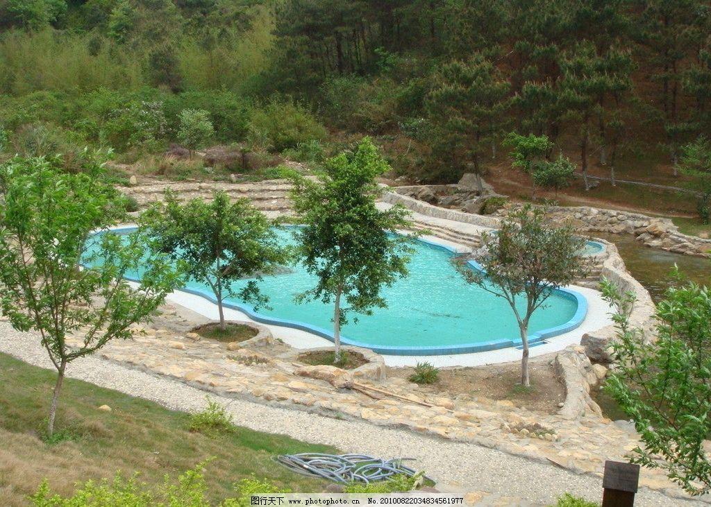 清远公园一角 自然 山水 泳池 自然风景 自然景观 摄影