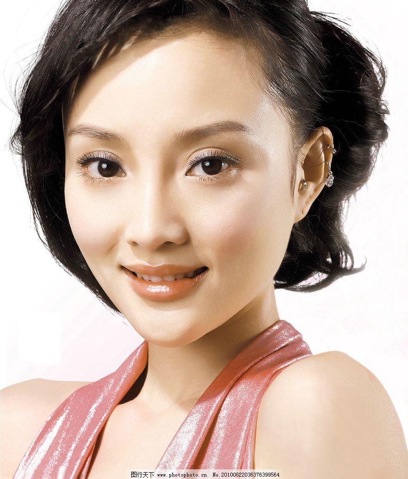 精灵美女李小璐 精灵美女 可爱女星 邻家女孩 清新美女 中国女孩