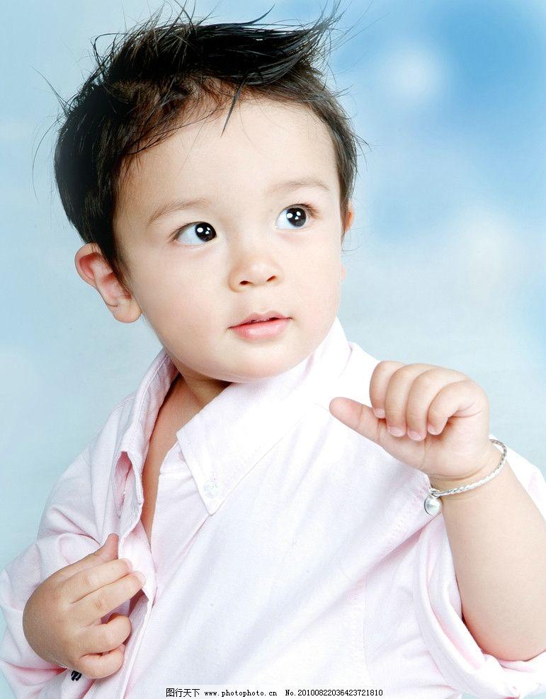 帅气宝宝 宝宝 摄影 儿童摄影 可爱小男孩 儿童幼儿 人物图库 300dpi