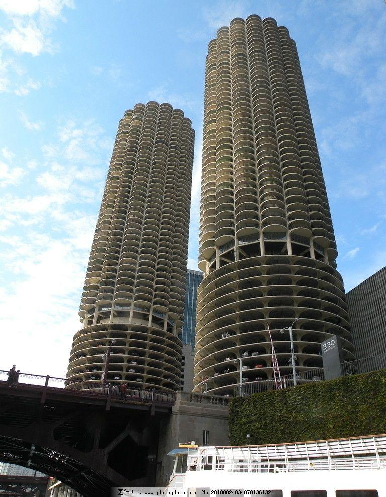中国圆柱体的建筑有图片