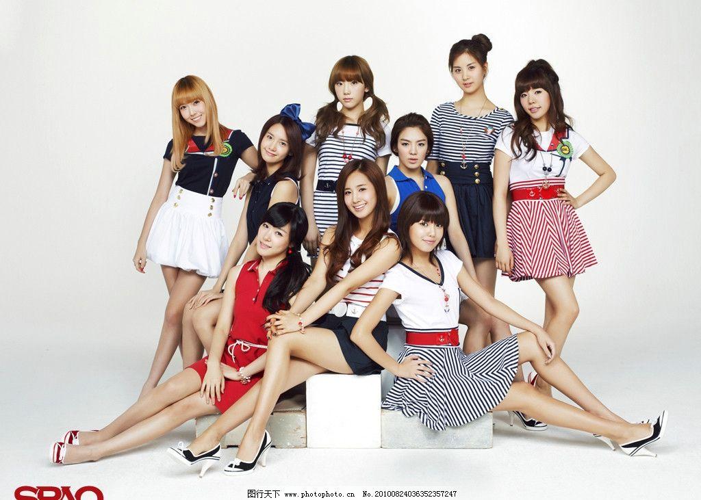 青春美少女组合 青春美少女 组合 少女 青春 少女时代 清纯 可爱 女生