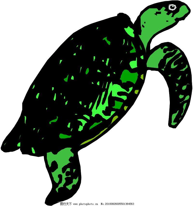 海洋动物2087_其他_矢量图_图行天下图库