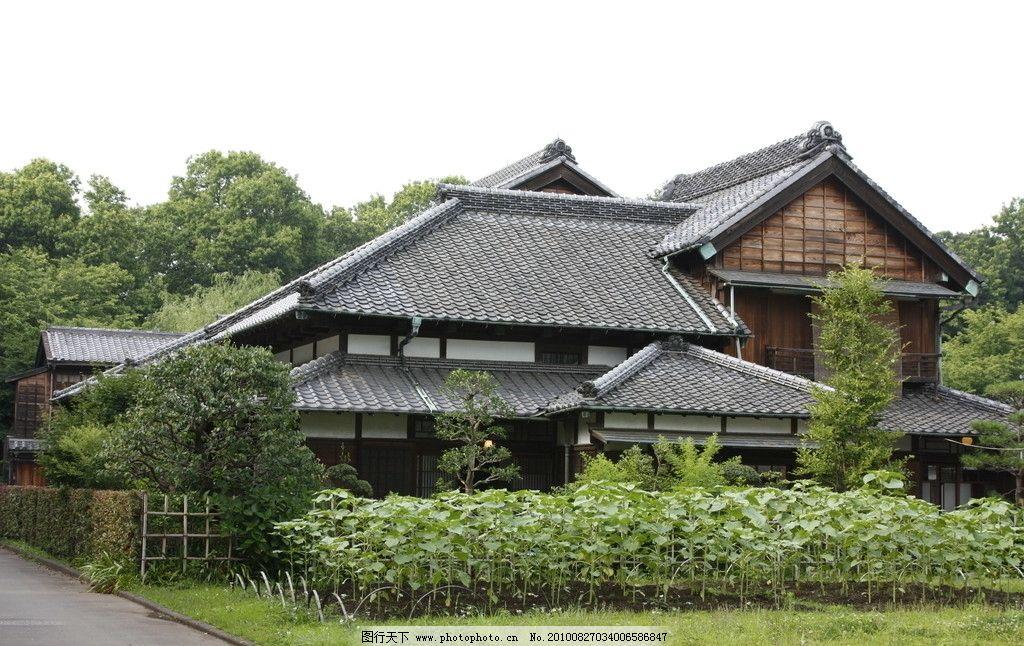 日本古建 日本 古建 建筑 日本古建筑 文化 日本文化 木屋 木结构