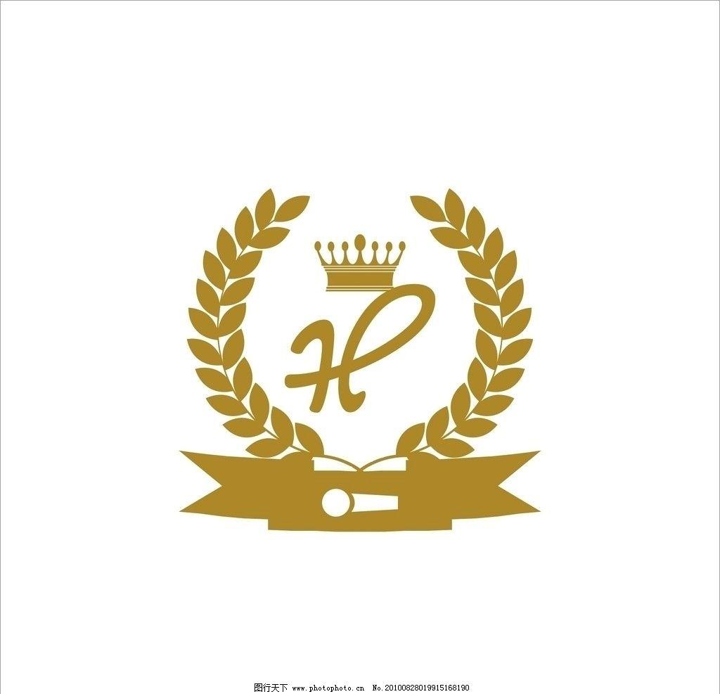 皇朝 橄榄枝 麦克风 皇冠 企业logo标志 标识标志图标 矢量 cdr图片