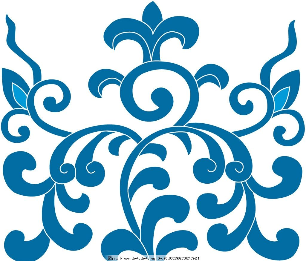 欧式花纹 古典 花边 圆形花纹 圆圈 文本框 菜单 菜谱 复古