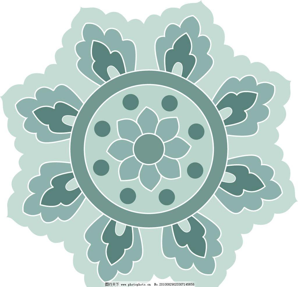 中国古代吉祥花纹图案 中国古代吉祥图案·矢量古典花饰 古代图案 古典图案吉祥图案 古代边框 古典底纹 古典花纹 花纹花边 底纹边框 矢量 AI