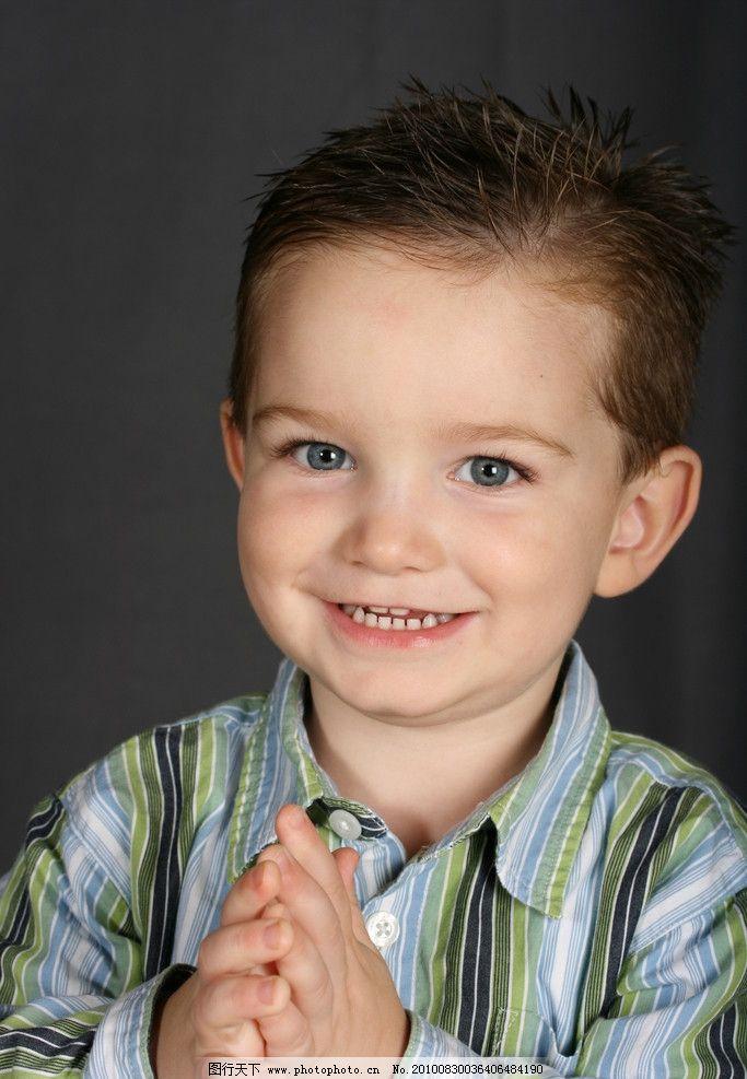 外国小孩图片,儿童 孩子 开心 笑脸 男孩 可爱 国外