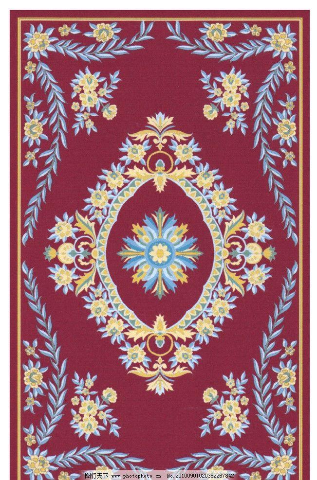 地毯 花 花边花纹 底纹边框 设计 75dpi jpg