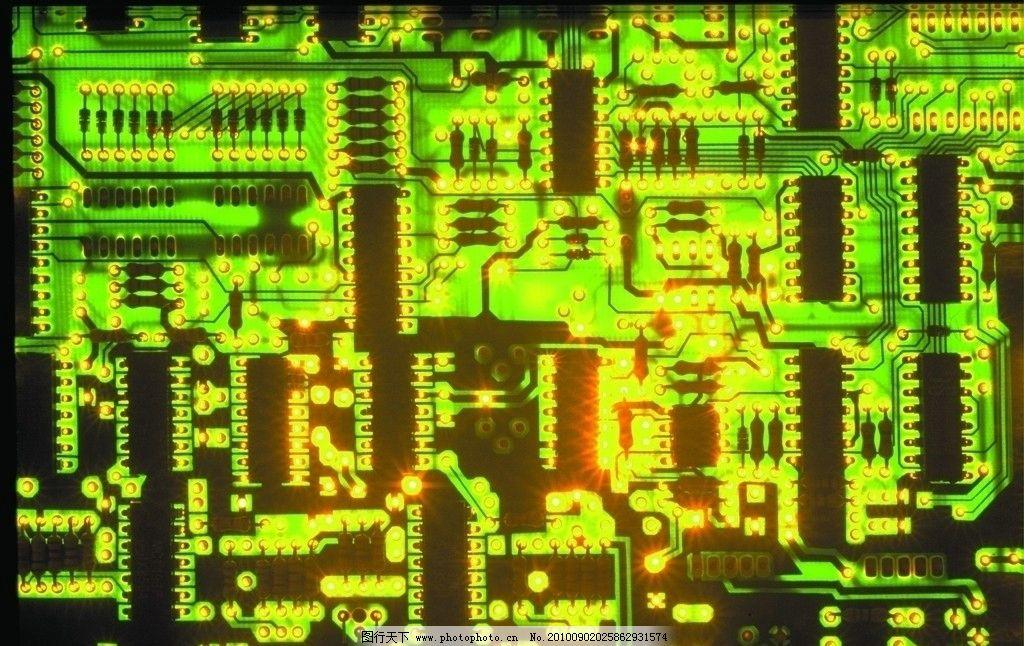 电脑芯片电板 电脑 芯片 电板 电路 电路图 模拟电路 高科技 电脑网络