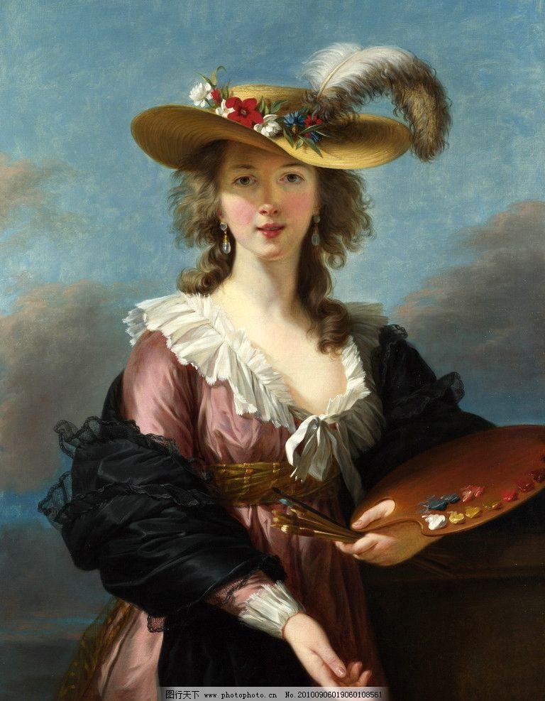 油画 油画作品 大师作品 卡巴诺夫 人物 美女 妇女 孩子 小孩 俄罗斯