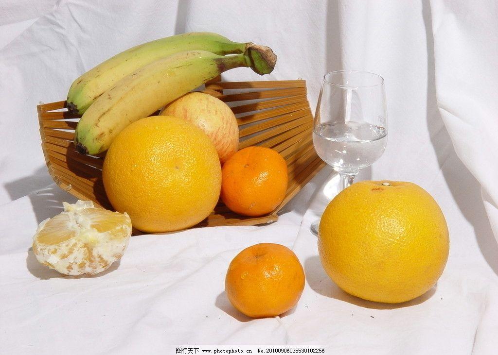 摄影作业之水果静物图片