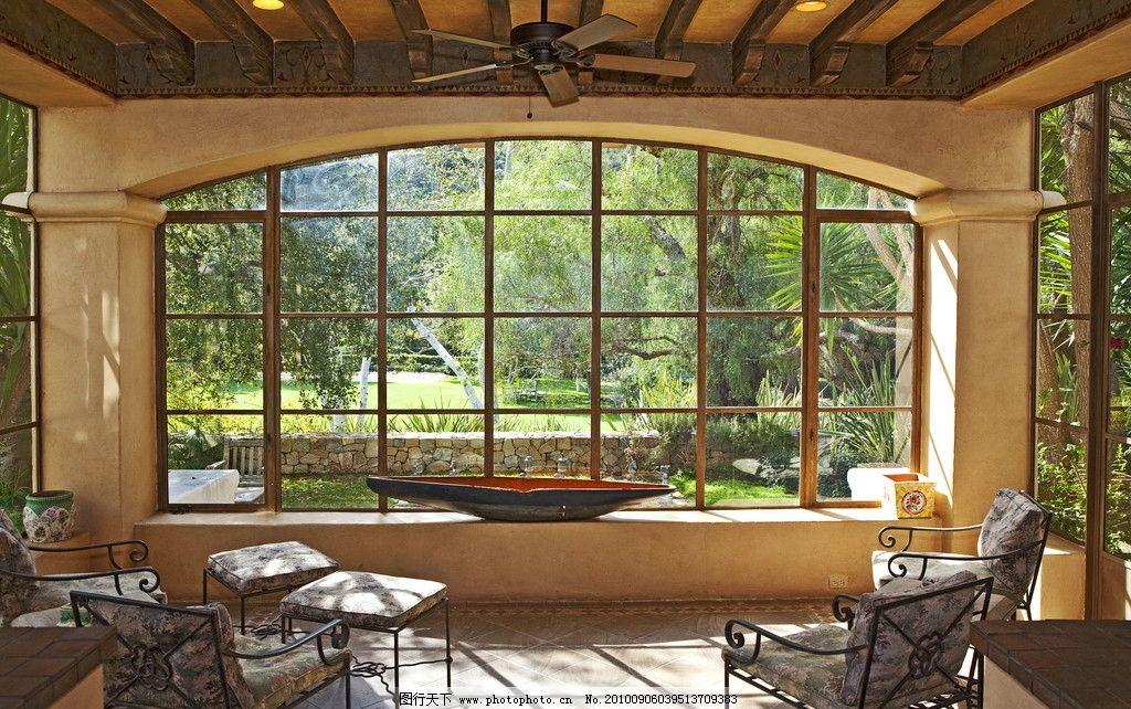 农场玻璃房