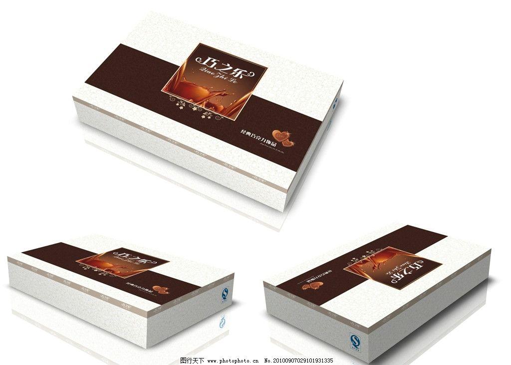 巧 之 乐 巧之乐 字体 包装 清爽 咖啡 蛋糕 简约 高档 包装设计 广告