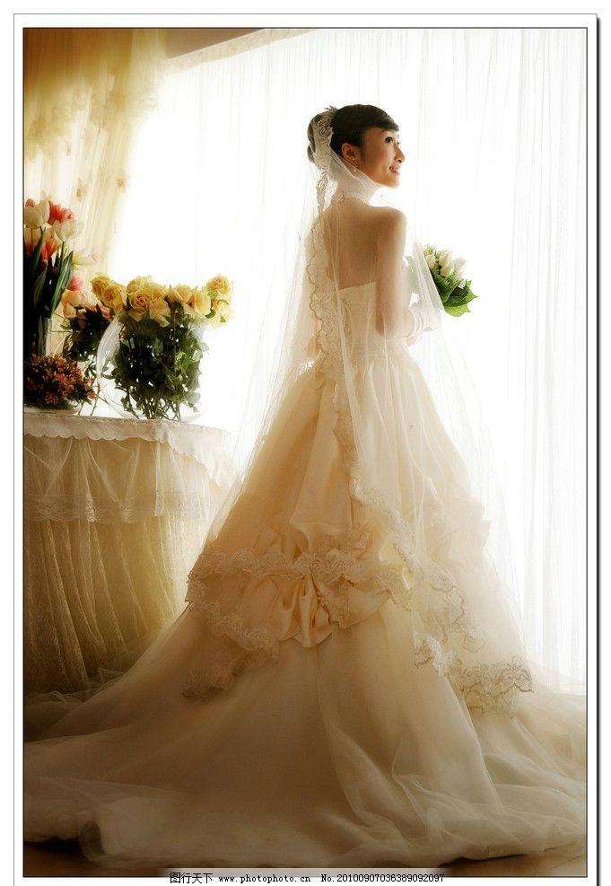 婚纱照 婚纱摄影 婚纱 美女 新娘 浪漫 时尚 甜蜜 甜美 幸福 洁白