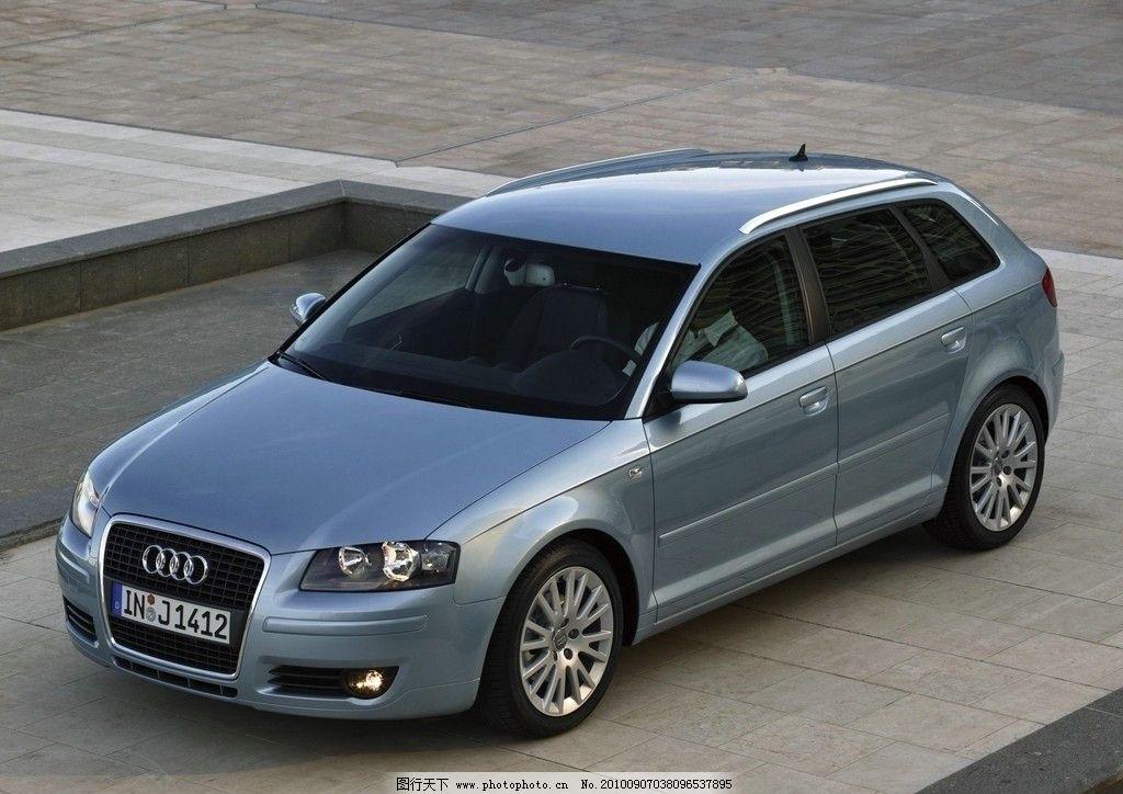 奥迪 r8 行政轿车 2010版 新款轿车 湖兰色金属漆 轮廓优美 线条流畅