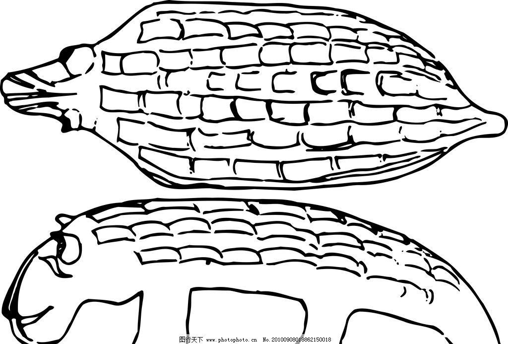 简笔画 设计 矢量 矢量图 手绘 素材 线稿 1024_693