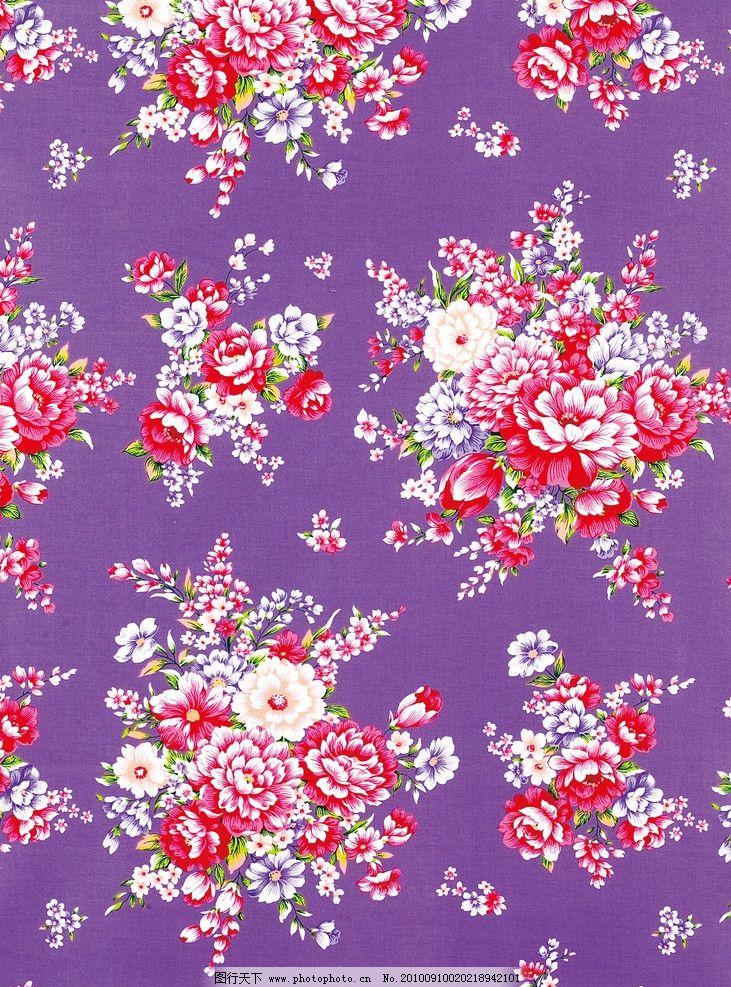 花布 背景 底纹 花纹 布料 布 碎花 小花 背景底纹 底纹边框 设计 350