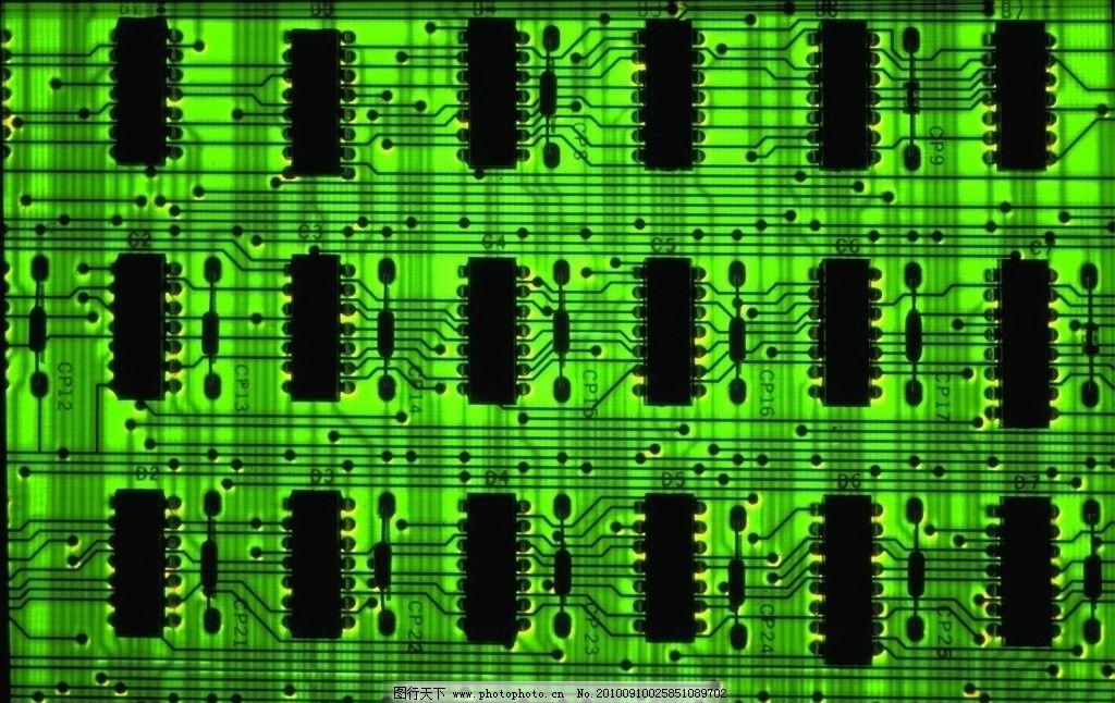 线路板 数字电路