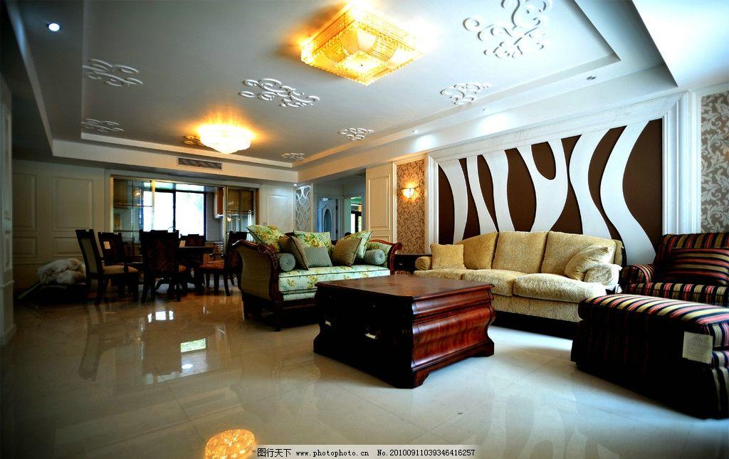 室内效果图 室内 别墅        北欧 沙发      茶几 吊顶 灯具 室内