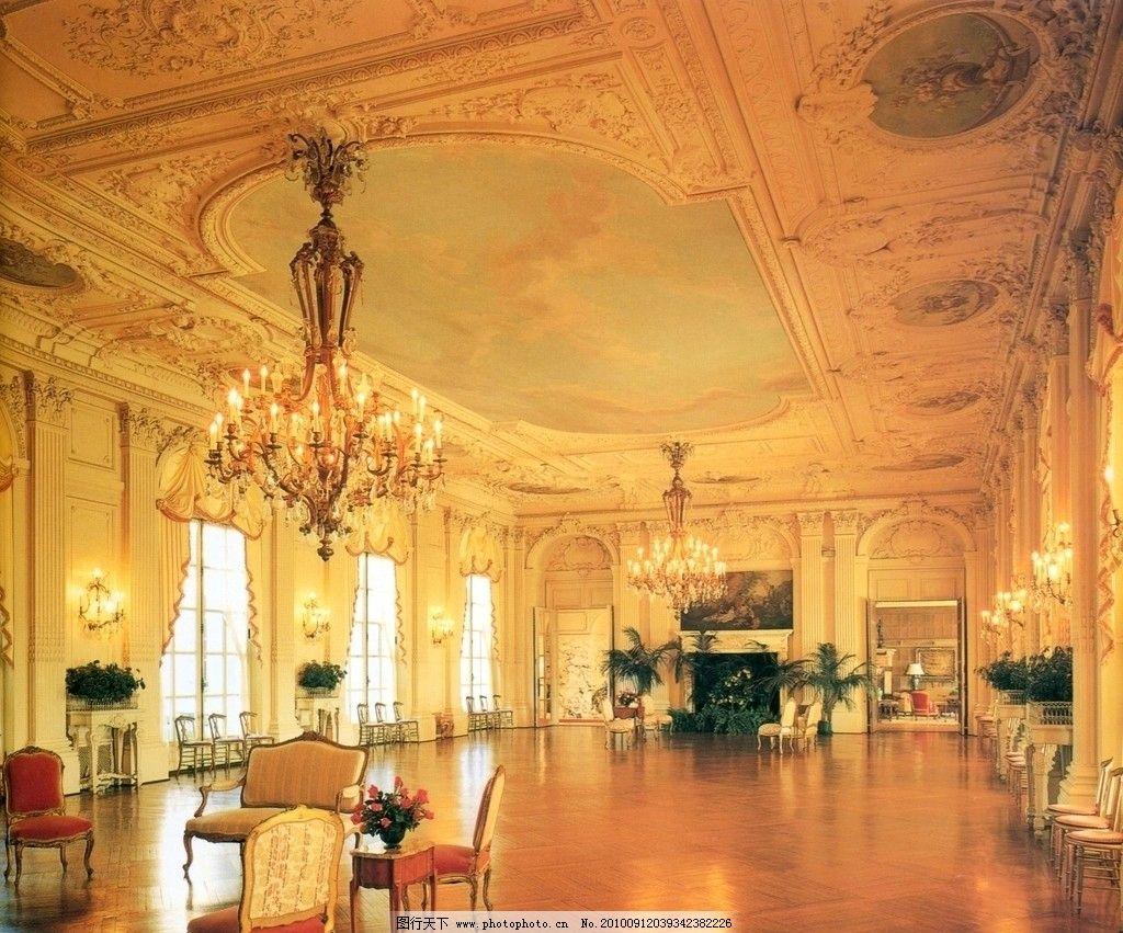 豪华室内 豪华 室内 装饰 宫殿 空间 室内摄影 建筑园林 摄影 300dpi图片