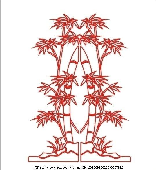 花纹 花边 竹子图案 金色花纹 花边底纹 边框 名片卡片 贵宾卡
