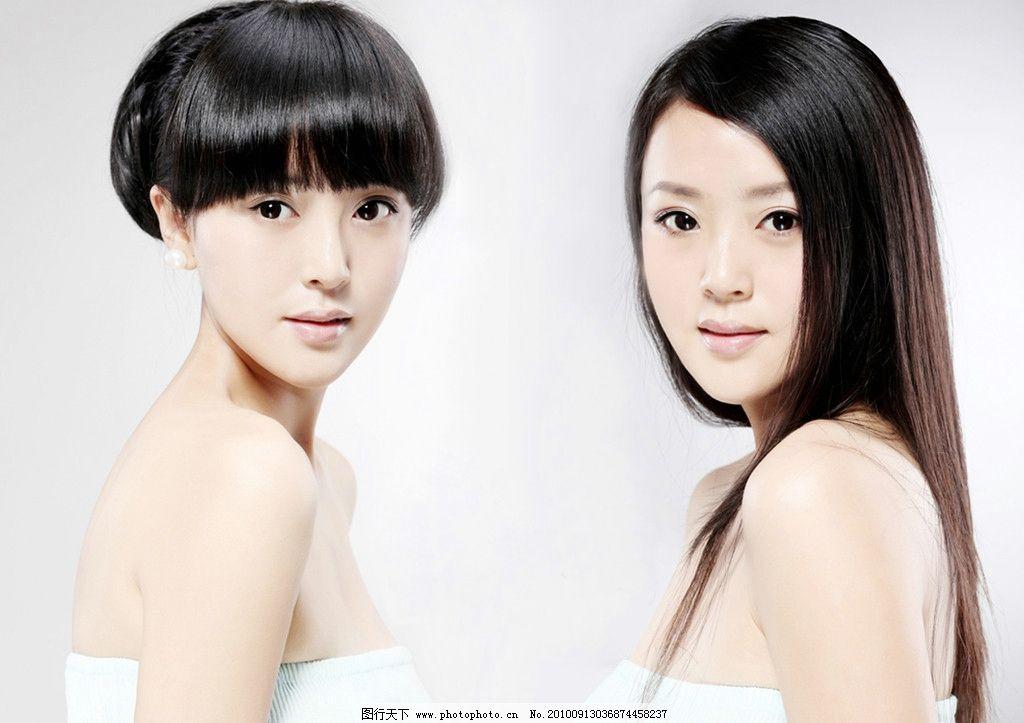 双胞胎 美女图片