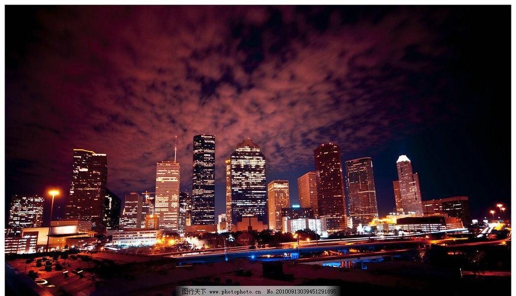 美景/夜间城市美景图片