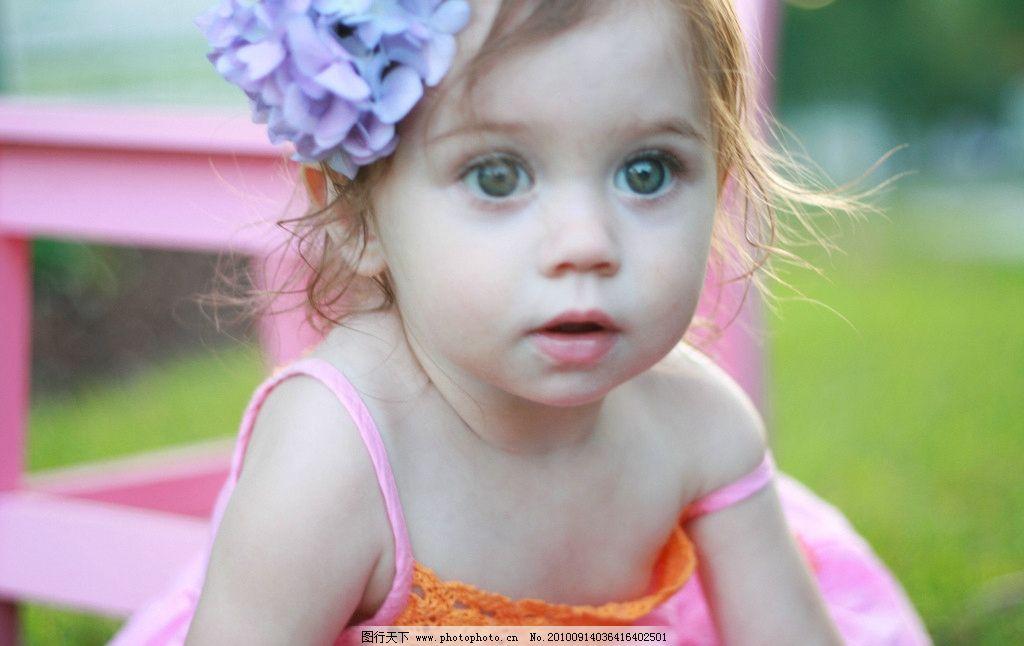 小女孩 可爱 清纯 外国小女孩 儿童 活泼 儿童幼儿 摄影
