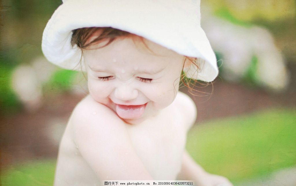 欧美可爱女宝宝图片