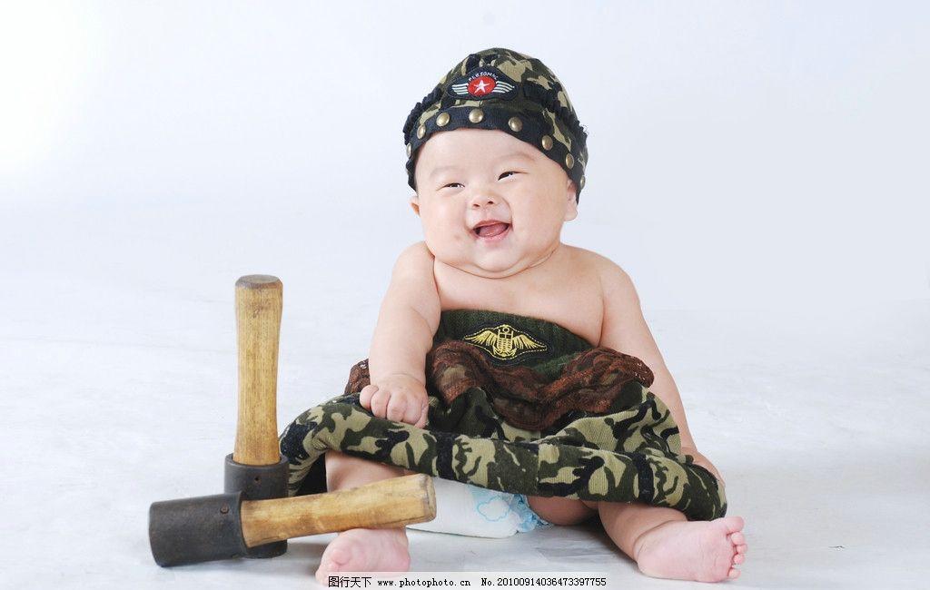 可爱的胖子宝宝图片