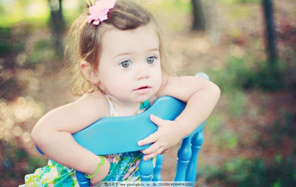 小女孩 可爱 清纯 外国小女孩 儿童 女孩 活泼 儿童幼儿 人物图库