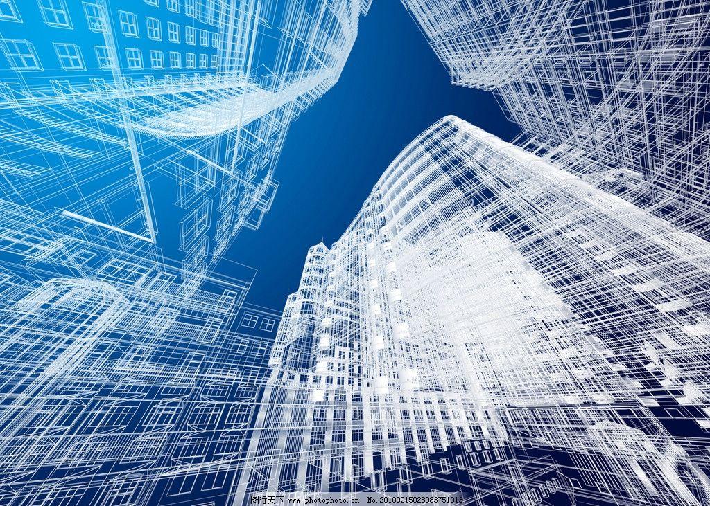 建筑结构高清图片