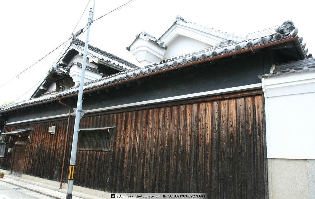 日本古建 建筑 日本古建筑 文化 日本文化 木屋 木结构 历史