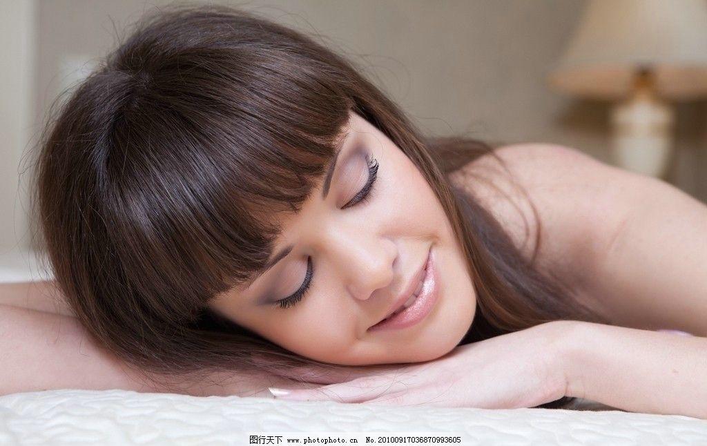设计图库 人物图库 女性妇女  睡姿美女高清大图 睡姿 美女 高清 大图
