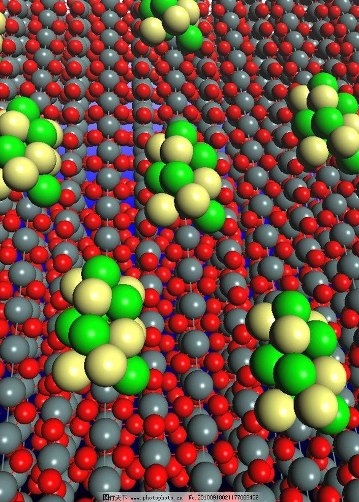 原子结构示意图图片