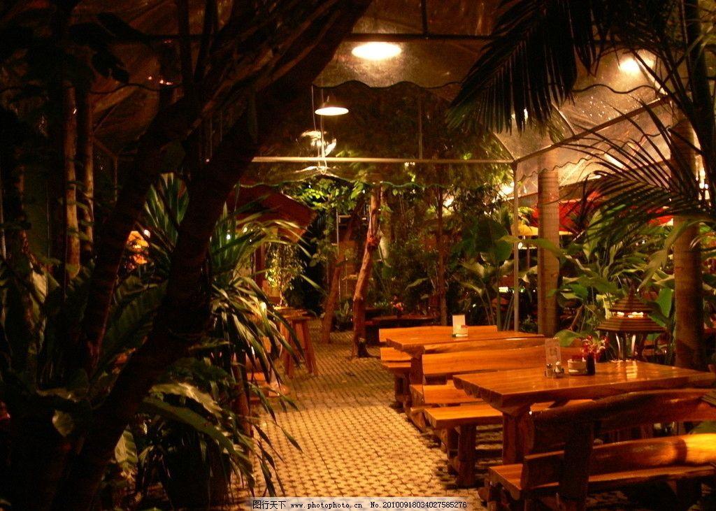 泰国 清迈之风格餐厅图片