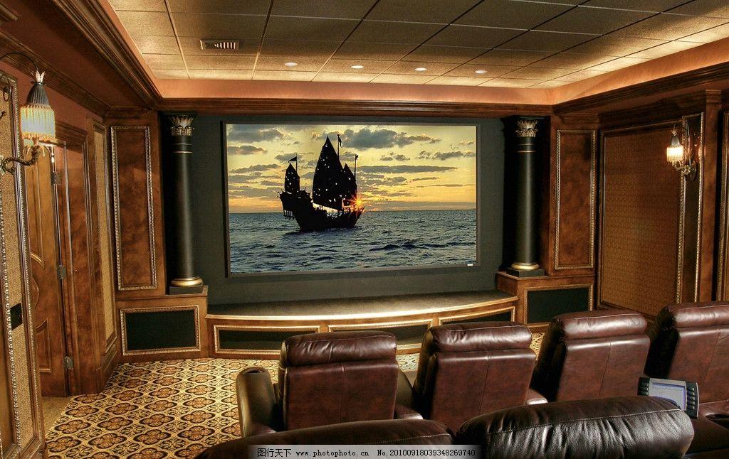 影院高清图片,地毯 视听享受 放映厅 电影院 包厢-图