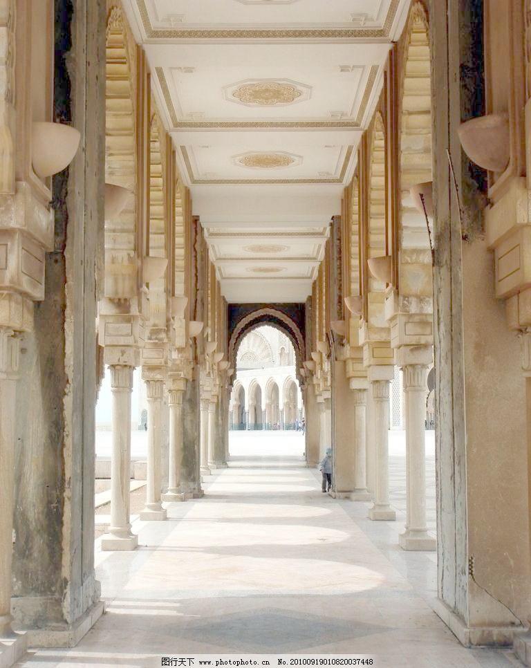 欧式走廊 欧式走廊图片素材下载