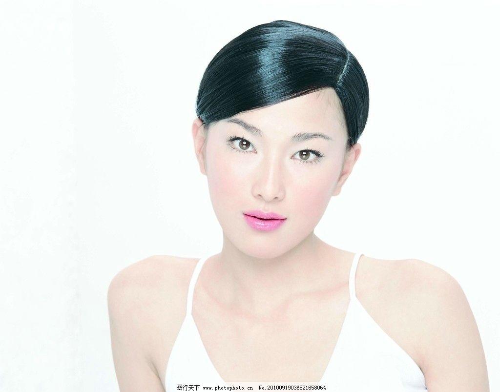 诗婷美容 美容模特 美女 女性女人 人物图库 摄影 182dpi jpg