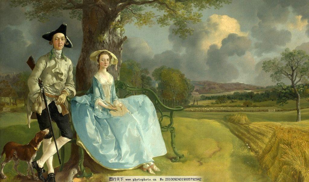 雷诺阿 油画作品 文艺复兴油画 大师作品 女人 小孩 孩子 人物 美女