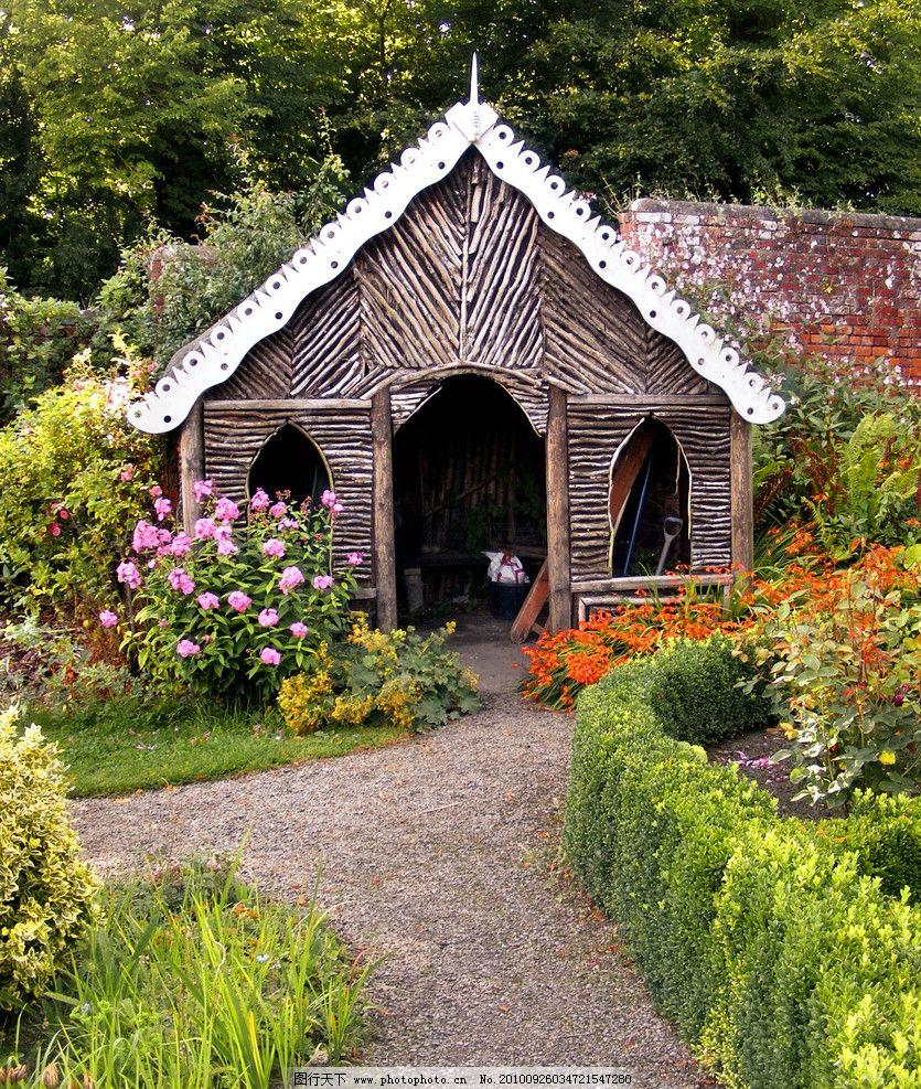 漂亮的小木屋 风光摄影图片 建筑风光 建筑摄影 漂亮的小房子 房屋