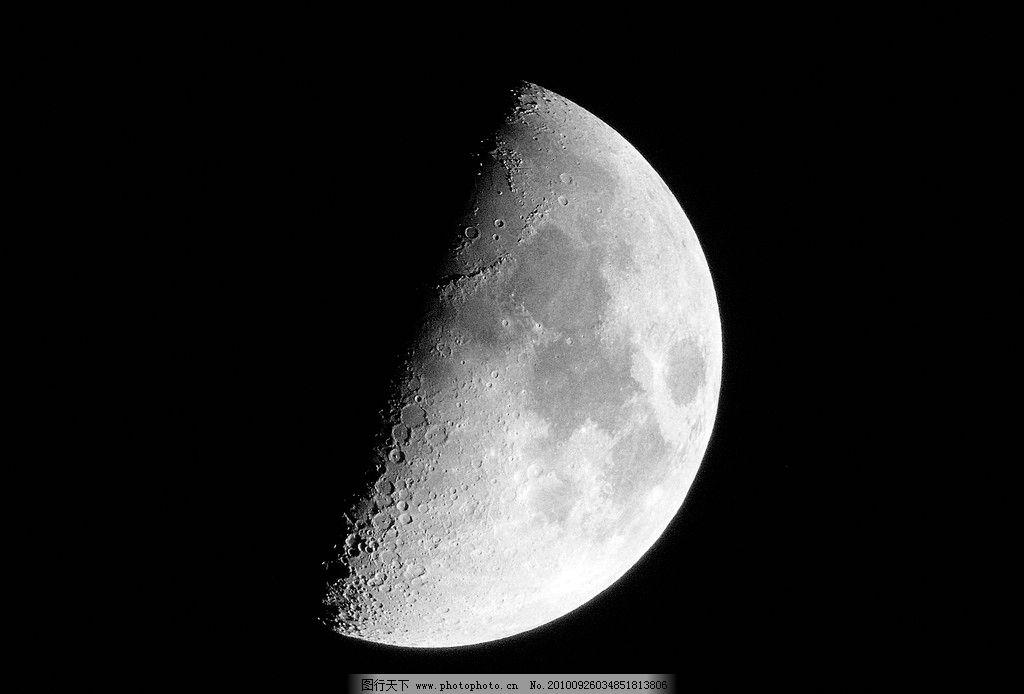 半月图片_自然风景_自然景观_图行天下图库